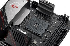 La AsRock X570 Phantom Gaming-ITX/TB3 es una placa base AM4 con soporte para disipadores 115x