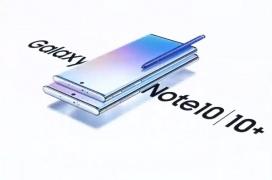 El Samsung Galaxy Note 10 llega con un procesador Exynos 9825, 5G y hasta 12GB de RAM