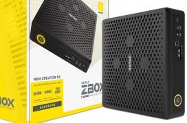 ZOTAC ZBOX MAGNUS E Series, mini PCs orientados a creadores con gráficas GeForce RTX y procesadores Intel Core 9ª Gen