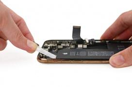 Apple ha comenzado a impedir por software la sustitución de las baterías de sus últimos iPhone