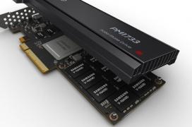 Samsung lanza sus nuevas unidades SSD PM1733 PCI-Express 4.0 con hasta 30TB de capacidad