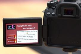 El primer ransomware para cámaras digitales puede secuestrar tus fotos