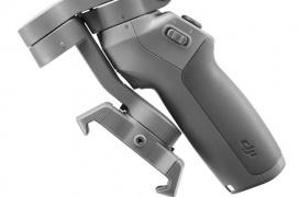 El estabilizador de 3 ejes para móviles DJI Osmo Mobile 3 llega con un diseño compacto y plegable