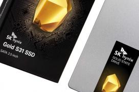 SK Hynix lanza los nuevos SSD Gold S31 con capacidades de hasta 1TB