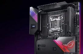 La ASUS ROG Rampage VI Extreme Encore llega con 16 fases VRM, pantalla OLED y conectividad WiFi y 10GbE