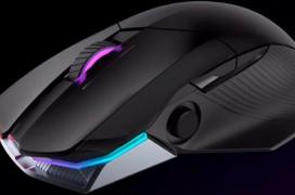 Conectividad inalámbrica y un joystick programable en el nuevo ratón gaming ASUS ROG Chakram