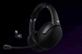 Los nuevos ROG Strix Go 2.4 son los primeros auriculares gaming que pueden conectarse inalámbricamente con la Nintendo Switch