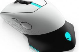 Alienware apuesta por sensores de hasta 16.000 DPIs y tecnología inalámbrica en su nueva línea de ratones para jugadores