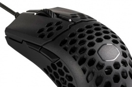 El Cooler Master MM710 es el ratón gaming más ligero del mundo y sale por 49 Euros