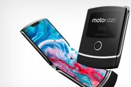 El smartphone plegable Motorola Razr llegará a finales de este año con Snapdragon 710 y hasta 6 GB de RAM