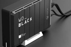 Western Digital lanza unidades de almacenamiento externo con hasta 12 TB destinadas al mundo gaming