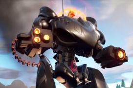 Epic Games reduce la capacidad de daño de B.R.U.T.E., el polémico robot de Fortnite