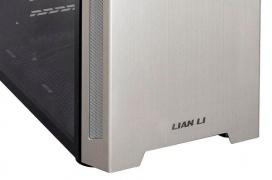 La torre Lian Li TU150 llega en formato ITX con un asa en la parte superior