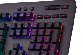 Interruptores Razer o Cherry MX para escoger con los teclados mecánicos Level 20 GT RGB de Thermaltake