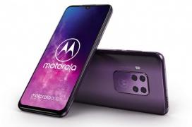 Se filtra el Motorola One Zoom con cuatro cámaras y pantalla OLED de 6.4 pulgadas con sensor de huellas