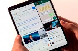 El Samsung Galaxy Fold con pantalla plegable llegará el 6 de septiembre al mercado