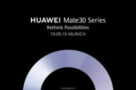 Los Huawei Mate 30 se presentarán el día 19 de septiembre en Munich