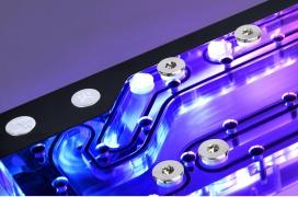 LIAN LI diseña en colaboración con EKWB el sistema de RL Distro-Plate G1 para las cajas O11D y O11D XL