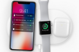Una patente de Apple indicaría que la compañía sigue intentando crear el AirPower