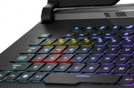 ASUS lanza tres portátiles gaming con pantallas de 240 Hz y hasta Intel Core i9-9880H