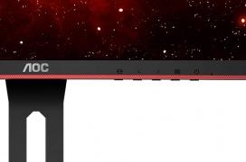El monitor gaming AOC CQ27G1 llega con 144 Hz, panel curvado y resolución QHD por 280 Dólares