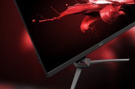 El nuevo monitor Acer Nitro XV273 X alcanza los 240Hz de refresco en un panel IPS con certificación HDR