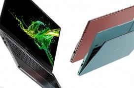 Los Acer Swift se renuevan con procesadores Intel de décima generación y gráficas NVIDIA dedicadas