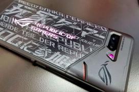 El ROG Phone II llega a Europa con el Snapdragon 855 Plus, pantalla AMOLED a 120Hz y 6000mAh de batería por 899 euros