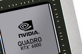 La NVIDIA Quadro RTX 6000 llega a las estaciones de trabajo portátiles con 24GB de RAM