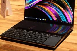 Asus ZenBook Duo: el revolucionario sistema de doble pantalla táctil llega a Europa desde 1699 Euros