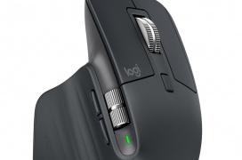 El ratón Logitech MX Master 3 con rueda impulsada por electroimanes y el teclado de bajo perfil MX Keys llegan con conexión USB-C y carga rápida