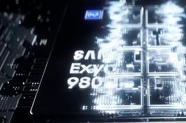 Samsung anuncia el SoC Exynos 980 con módem 5G integrado y soporte para cámaras de 108 MP
