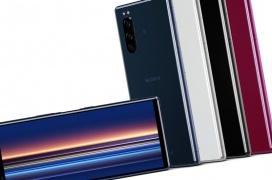 El Sony Xperia 5 monta una triple cámara trasera, un Snapdragon 855 y una pantalla 21:9