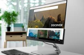 Lenovo lanza tres monitores ultrafinos con panel IPS y resoluciones desde FullHD hasta 4K