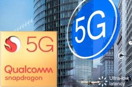 En 2020 los smartphones de gama media también tendrán 5G gracias a su integración en los SoCs Snapdragon de serie 700 y 600