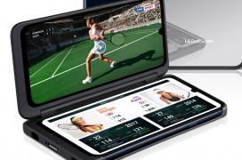 El LG G8X ThinQ apuesta por la doble pantalla con el accesorio Dual Screen