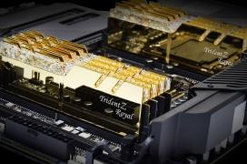 G.Skill expande sus kits de memoria Trident Z Royal con modelos de 32 y 64GB a 4300MHz