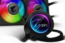 Los sistemas de RL AIO Aorus Liquid Cooler de Gigabyte ya están en el mercado desde 180€