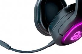 Los auriculares gaming Newskill Scylla llegan sin cables y con iluminación RGB listos para conectarse a multitud de dispositivos