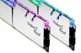 Nuevo récord mundial de velocidad RAM con las G.Skill DDR4 Trident Z Royal a 6016.8 MHz
