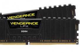 Corsair lanza el kit de memorias 2x 8GB LPX Vengeance DDR4-4866 C18 a más de 1000 Euros