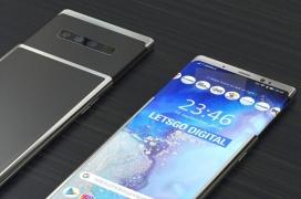 Samsung presenta una patente de un smartphone con pantalla retráctil, ¿Galaxy S11?