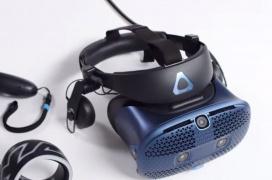 Las gafas de realidad virtual HTC Vive Cosmos saldrán al mercado el 3 de octubre a 799 Euros