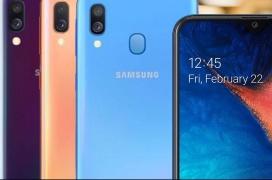 Anunciado el Samsung Galaxy A20S con 6,5 pulgadas, triple cámara trasera y 4000 mAh por 193 Euros