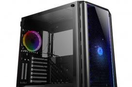 La semi torre gaming Antec NX1000 llega con triple panel de cristal templado y ARGB