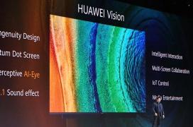 Huawei presenta su Smart TV con una diagonal de 75 pulgadas y panel QLED