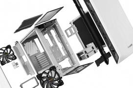 La BeQuiet! Pure Base 500 se presentan con un diseño compacto y capacidad para radiadores de 360mm