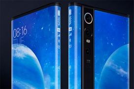 El nuevo Xiaomi Mi Mix Alpha estrena pantalla envolvente 4D y cámara de 108 MP por 2560€