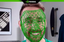 NVIDIA RTX Broadcast Engine permitirá a los streamers con gráficas RTX aplicar efectos 3D con IA