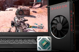 AMD lanza las Radeon RX 5500 con arquitectura RDNA orientadas a Gaming 1080p en sobremesas y portátiles